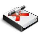 Network Drive offline icon