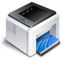 Printers Faxes icon