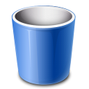 Recycle-Bin-e icon