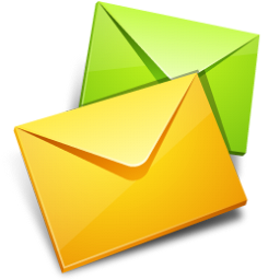 http://icons.iconarchive.com/icons/harwen/pleasant/256/E-mail-icon.png