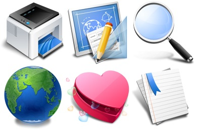 MS DOS Application Icon | Pleasant Iconset | Harwen