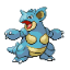 031-Nidoqueen icon