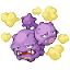 Weezing icon