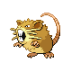 020 Raticate icon