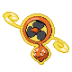 479 Rotom Fan icon