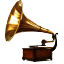 gramophone icon