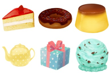 Sweetbox Icons