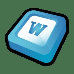 Microsoft Office Word icon
