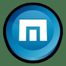 Maxthon icon