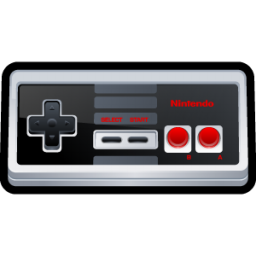Nintendo NES Icon | 3D Cartoon Vol. 3 Iconset | Hopstarter
