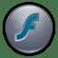Macromedia Flash Player MX icon