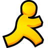 AOL-Instant-Messenger icon