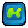 Kazaa-Media-Desktop icon