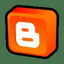 Blogger icon