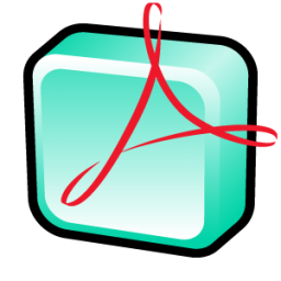 Adobe Acrobat Distiller icon