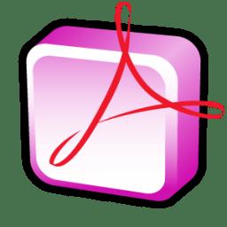 Adobe Acrobat Professional icon