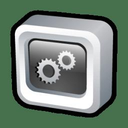 Yahoo Widget Engine icon