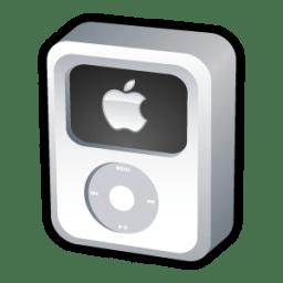 iPod Video White icon
