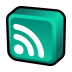 Newsfeed-Atom icon