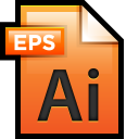 File Adobe Illustrator EPS 01 icon