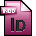 File Adobe In Design 01 icon