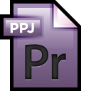 File Adobe Premiere 01 icon