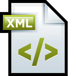 File Adobe Dreamweaver XML 01 icon