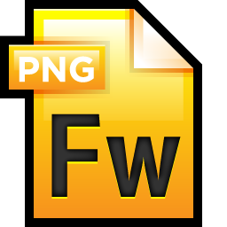 File Adobe Fireworks 01 icon