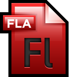 File Adobe Flash 01 icon