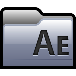 Folder Adobe After Effects 01 icon