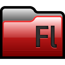 Folder Adobe Flash 01 icon