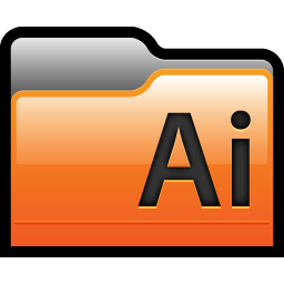 Folder Adobe Illustrator 01 icon