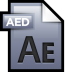 File-Adobe-After-Effects-01 icon