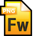 File-Adobe-Fireworks-01 icon