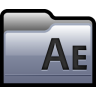 Folder-Adobe-After-Effects-01 icon