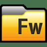 Folder-Adobe-Fireworks-01 icon