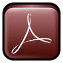 Adobe Acrobat CS3 Alternate icon