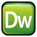 Adobe Dreamweaver CS3 icon