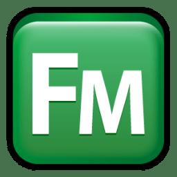 Adobe Framemaker CS3 icon
