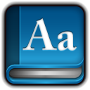 Dictionary-Book icon