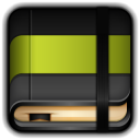 Moleskine Book icon