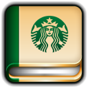 Starbucks Diary Book icon