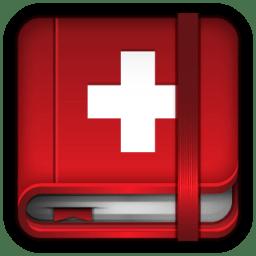 Moleskine Swiss Book icon