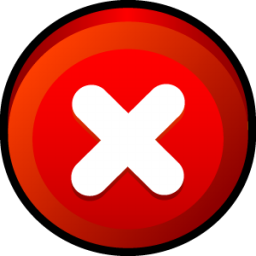 Button Close icon