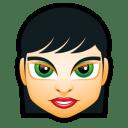Female-Face-FI-1 icon
