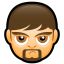 Male-Face-A5 icon