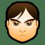 Male Face I2 icon