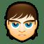 Male Face M4 icon