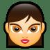 Female-Face-FA-4 icon
