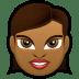 Female-Face-FD-4-dark icon